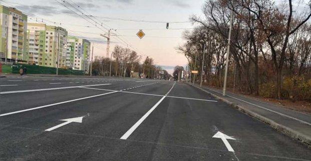 Московский проспект открыли для движения