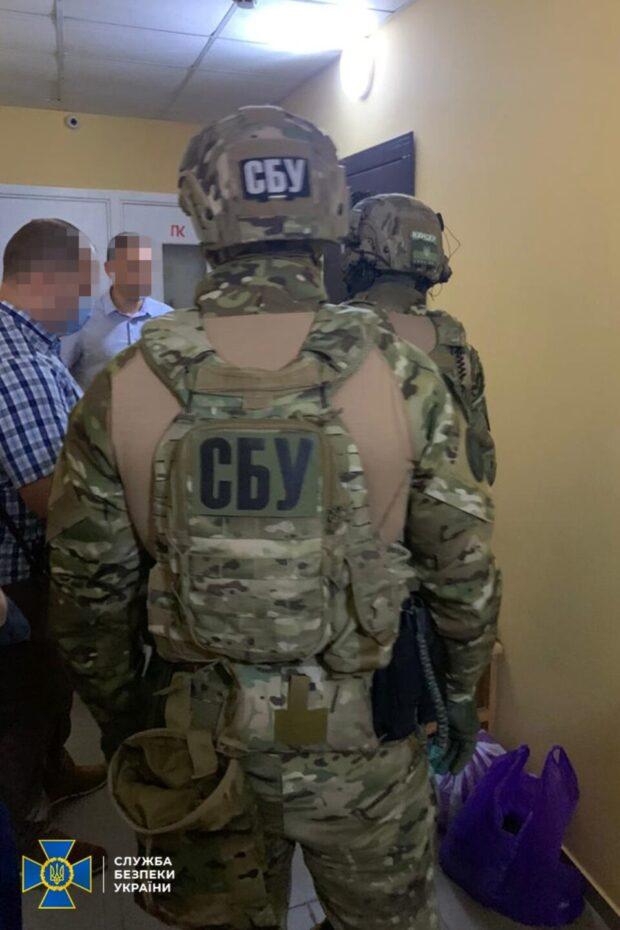 СБУ нейтрализовала «силовую группировку» пророссийского объединения, которое контролировал народный депутат Украины