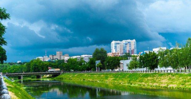 Завтра в Харькове - до 30 градусов тепла