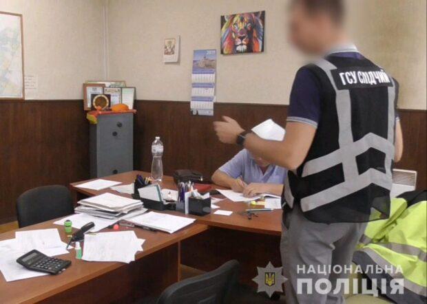 Должностные лица одного коммунальных предприятий Харькова разворовали почти 600 тысяч гривен - полиция