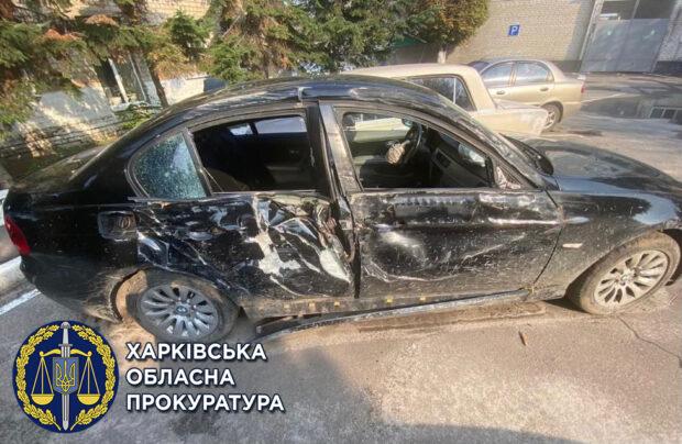 В Харьковской области двое парней на авторынке угнали автомобиль