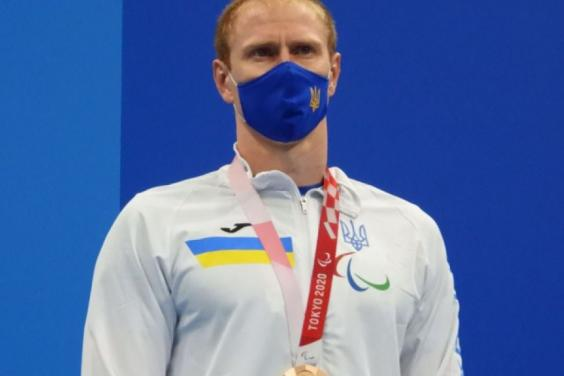 Харьковчанин Максим Веракса завоевал «серебро» Паралимпиады