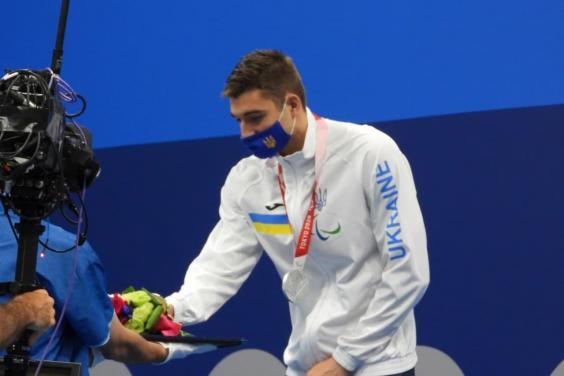 Харьковский пловец завоевал «золото» Паралимпийских игр