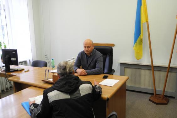 И.о. председателя Харьковской ОГА подписал первое распоряжение