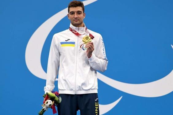 Харьковский спортсмен завоевал второе «золото» Паралимпиады в Токио