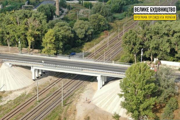 Открыли движение на Песочинском мосту