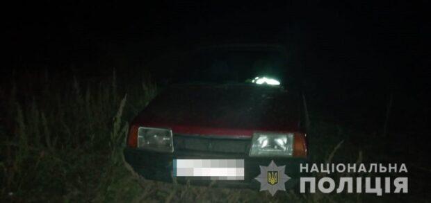 Под Харьковом автомобиль переехал мужчину, который лежал на дороге