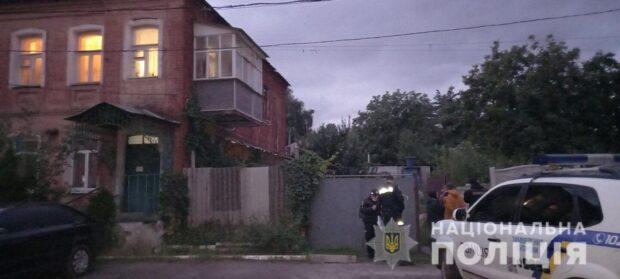 В Харькове пьяный мужчина несколько раз ударил патрульного полицейского