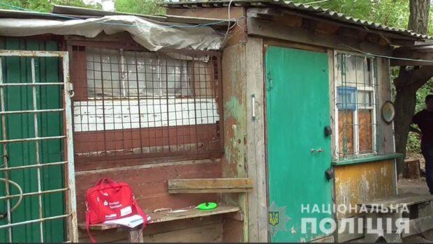На Харьковщине мужчина самовольно построил сооружение на берегу водохранилища