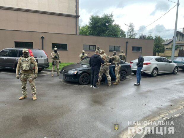 В Харькове разоблачили наркосбытчика, который работал в мошенническом call-центре