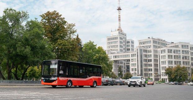 В Харькове вводят новые автобусные маршруты