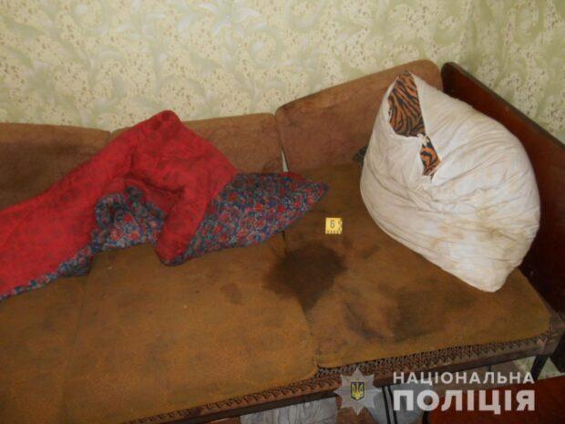 Харьковской области по подозрению в убийстве задержали мужчину