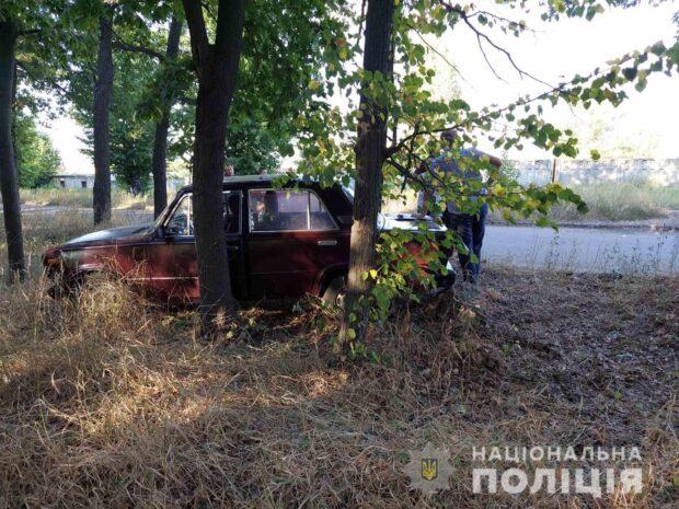 Под Харьковом девушка сбила двоих детей