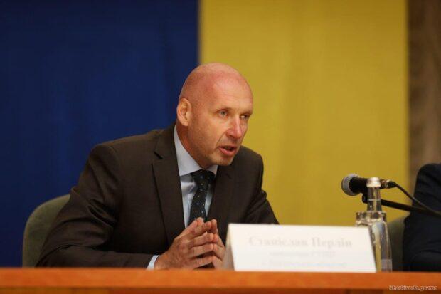 В Харькове представили нового руководителя полиции области