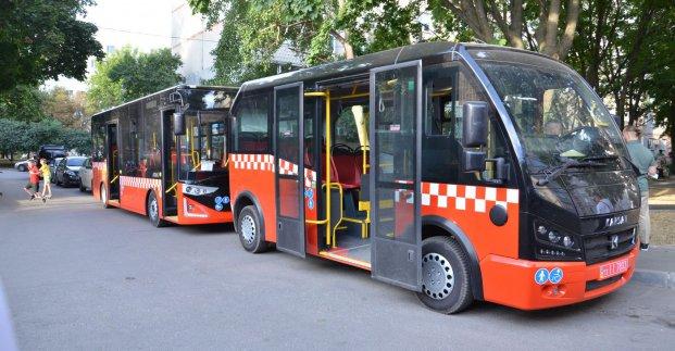 Харьков получит еще 70 новых автобусов