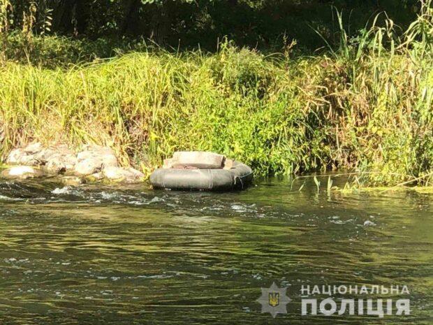 В реке на Харьковщине обнаружили тело рыбака