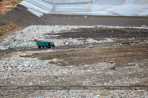 Харьковский комплекс по переработке твердых бытовых отходов готов на 95%