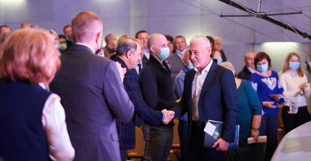 «Блок Кернеса» выдвинул Терехова кандидатом в мэры Харькова