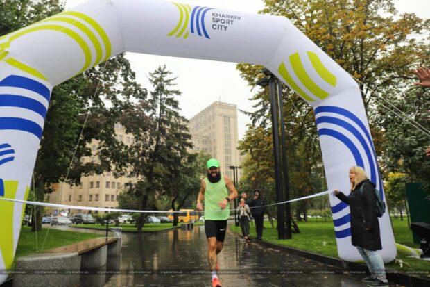 Харьковский бегун установил национальный рекорд Украины