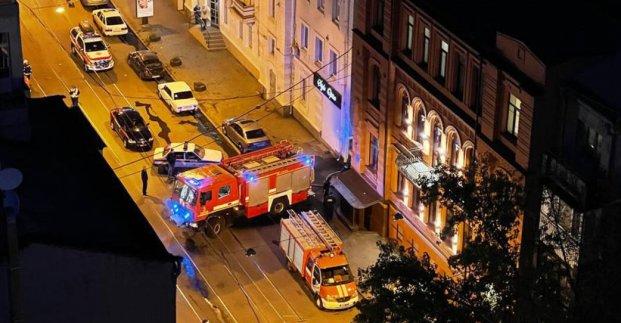 Горсовет восстановит сгоревшую кровлю дома на улице Маяковского