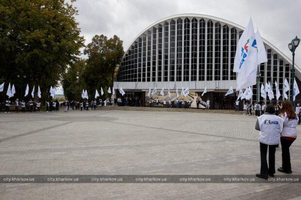 """На конференцию """"Блока Кернеса"""", где выдвигали Терехова кандидатом в мэры, не пускали журналистов"""