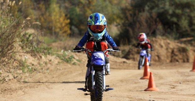 В Харькове пройдет первый в Украине кубок по мотокроссу среди детей