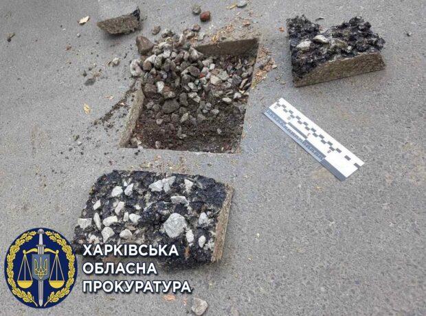Ремонт дорог и тротуаров с убытками почти на 600 тысяч гривен: в Харькове чиновнику сообщили о подозрении