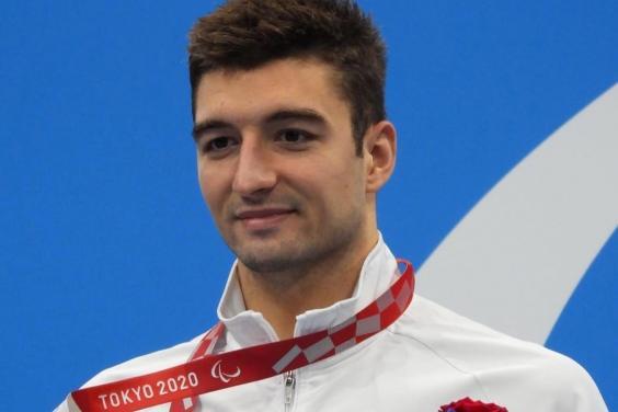 На Паралимпиаде в Токио харьковчане Максим Крипак и Яна Бережная получили медали