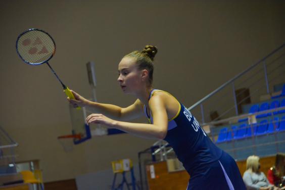 Харьковская бадминтонистка стала абсолютной чемпионкой Украины
