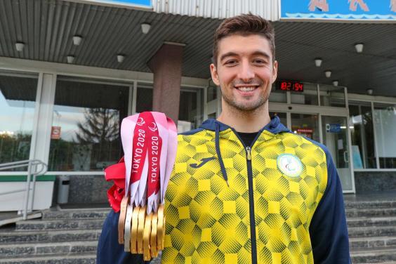 Харьковский пловец Максим Крипак стал Героем Украины