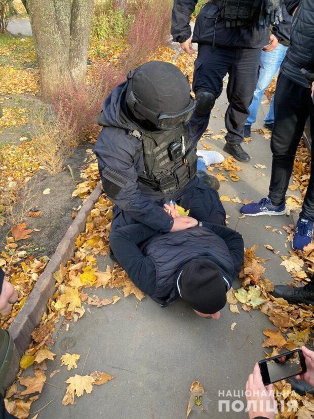 В Харькове задержали мужчину, который семь лет назад убил таксиста (видео)
