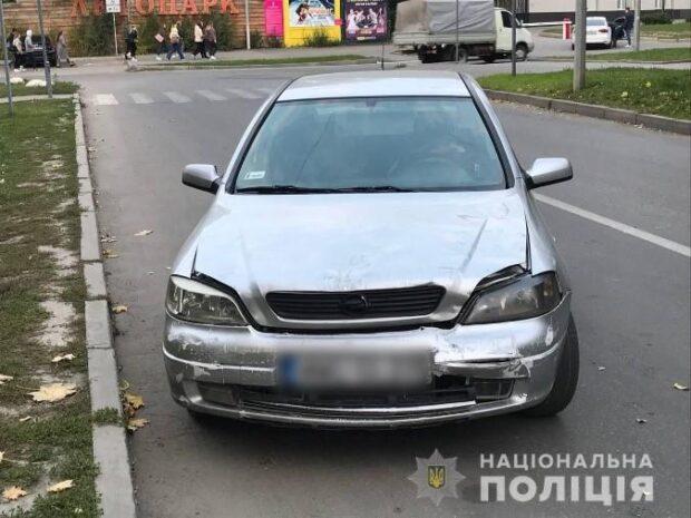 В Харькове разоблачили рецидивиста в совершении кражи из автомобиля