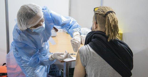 Харьковчан призывают делать прививки и защищаться от COVID-19