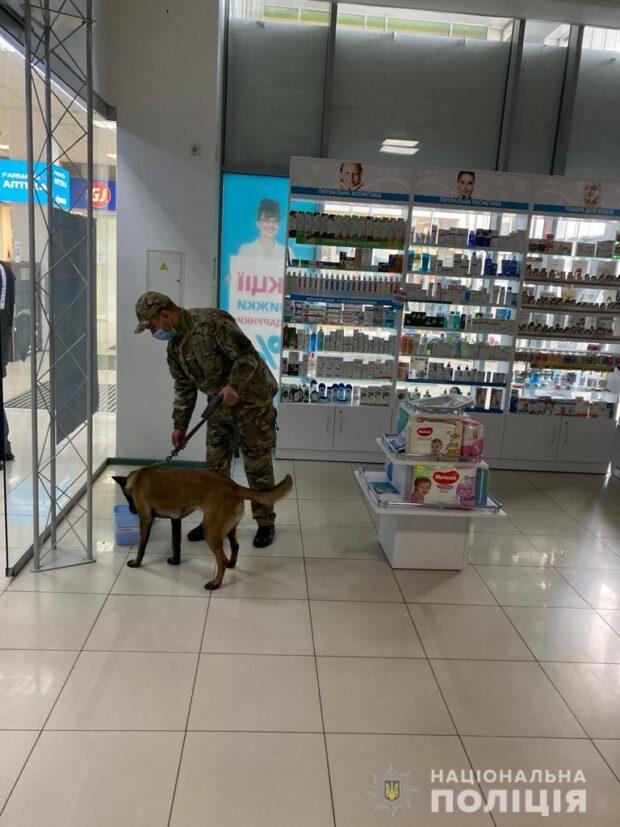Информация о минировании торговых центров в Харькове не подтвердилась