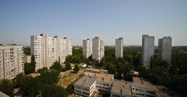 В Харькове почти 75% домов - с теплом