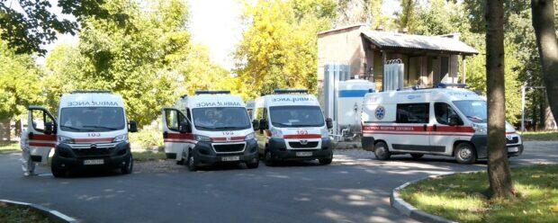 Диспансер в Харькове за пол дня работы принял 70 пациентов с COVID-19 (видео)