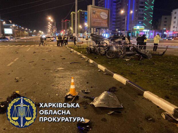 Смертельная автокатастрофа на проспекте Гагарина: несовершеннолетнему водителю сообщили о подозрении