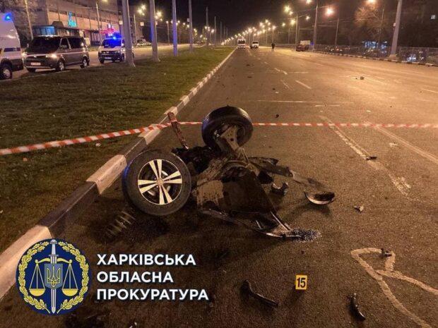 Автокатастрофа на проспекте Гагарина: автомобиль, которым управлял подросток, зарегистрированный на его мать