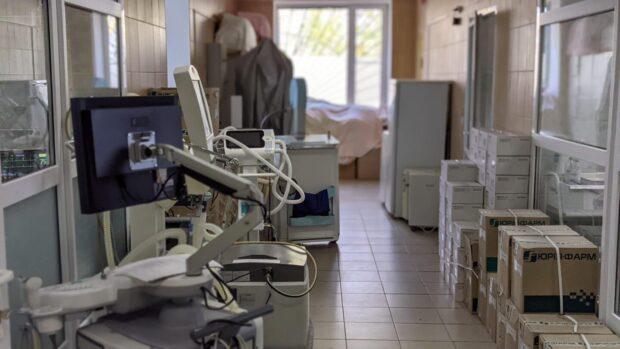 За полгода в отделении интенсивной терапии Харьковской областной «инфекционки» лечили только двух вакцинированных