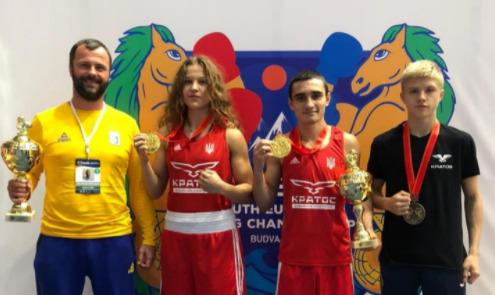 Боксеры Харьковщины завоевали 6 медалей на молодежном Евро
