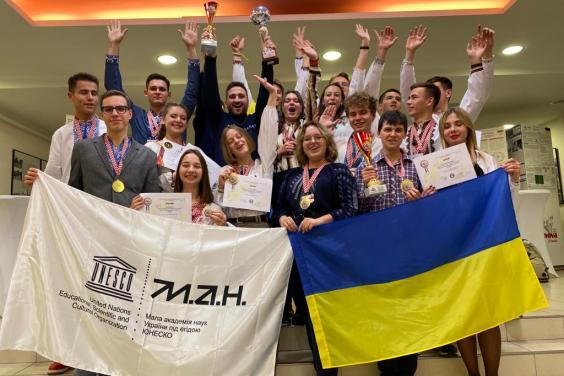 Харьковские студентки победили на Международном инновационном шоу INOVA 2021