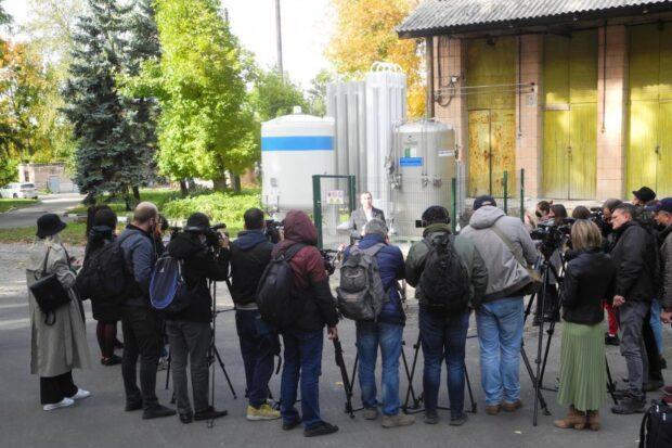 Харьковский областной госпиталь ветеранов войны начал прием больных СOVID-19